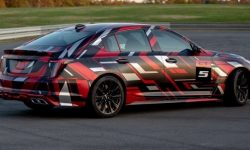 """The envy of the """"AMG"""" and """"M"""": Cadillac will release a """"proper"""" CT-V"""