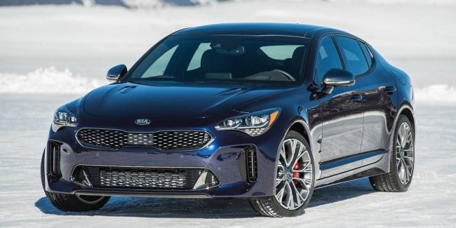 KIA Stinger coming major update