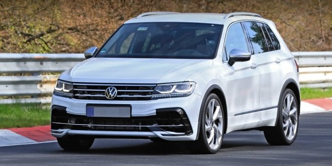 "What surprised the ""charged"" Tiguan R? Details about the new product"