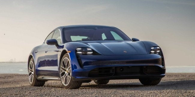 Taycan not a competitor to Model S? As you can see in the Porsche