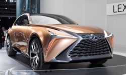 Lexus LQ – the new flagship of the brand, and also a crossover?