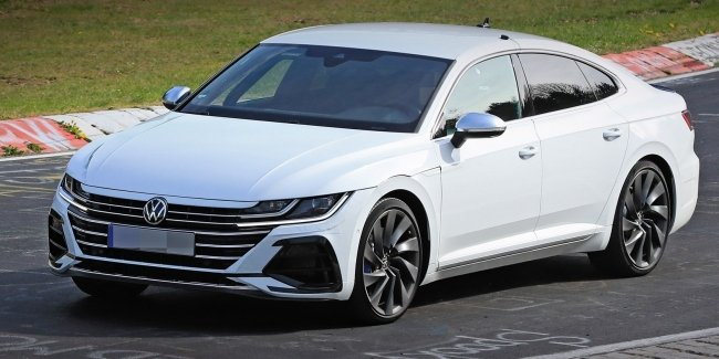 "VW decided to ""Flex its muscles"": in the approach of ""charged"" Arteon R"