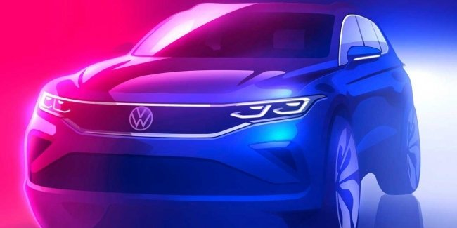 Updated VW Tiguan, and why it's so important?