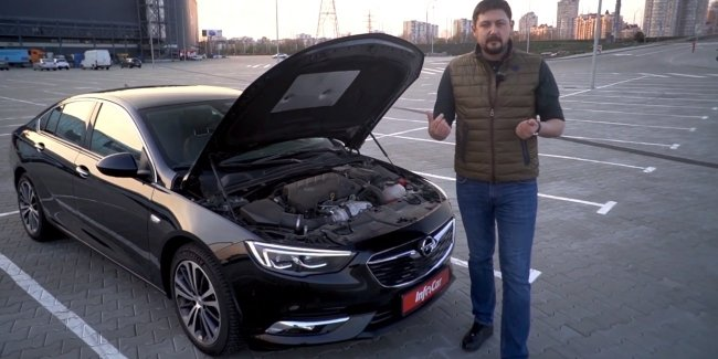 Opel Insignia 2.0 CDTI. What is wrong with you?