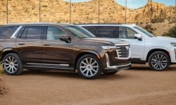 """New Escalade: prices, and that means """"free"""" diesel"""
