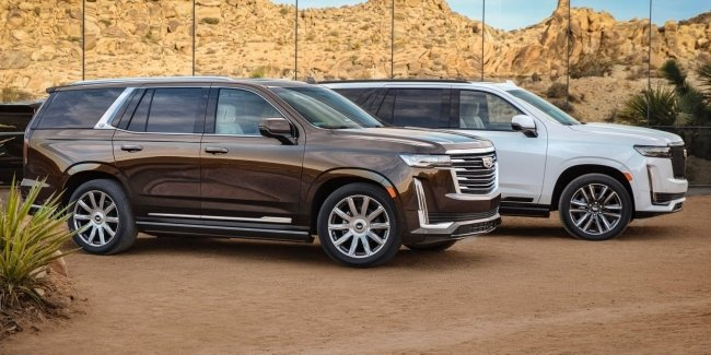 "New Escalade: prices, and that means ""free"" diesel"