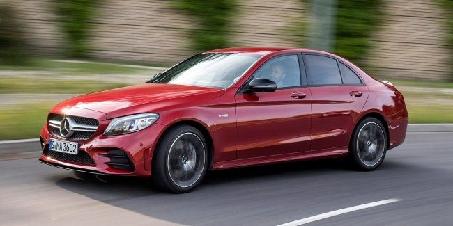 The new C-Class: as ' S ' just C