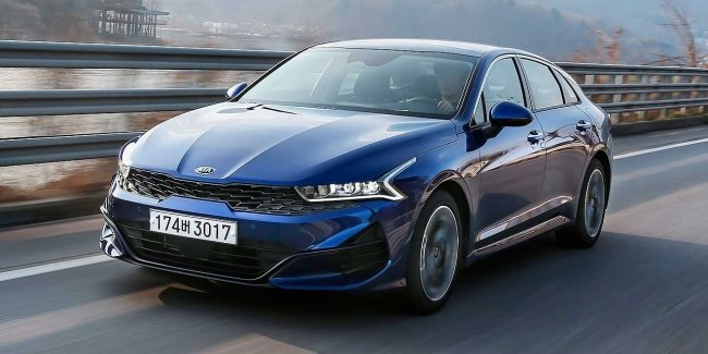 Optima Long: the fight with E-class