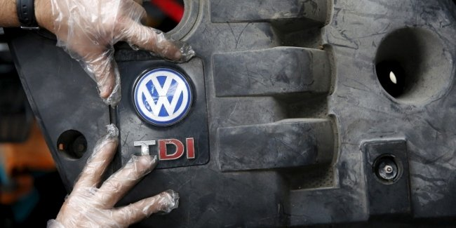 "Diesel scandal: minus €620 million from the ""pocket"" VW"
