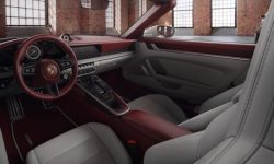 Stand out! The rich interior of the 911 from Porsche Exclusive Manufaktur