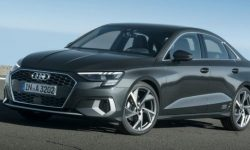 The new Audi A3 Sedan: know everything! (photo)
