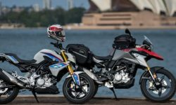 BMW motorcycles updates the G310R and G310GS