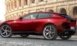 "SUV from Ferrari details about ""thoroughbred stallion"" from Maranello"