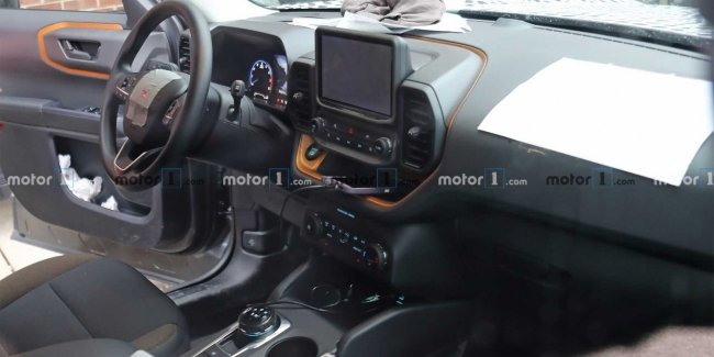 New Ford Bronco Sport: an inside look (photos of interior)