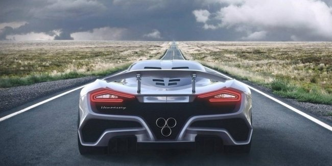 500+ km/h! Hennessey is going to beat Bugatti