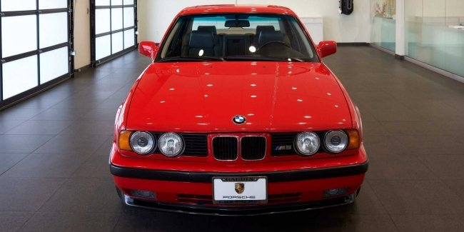 "$70.000 for the old ""five"" BMW?"