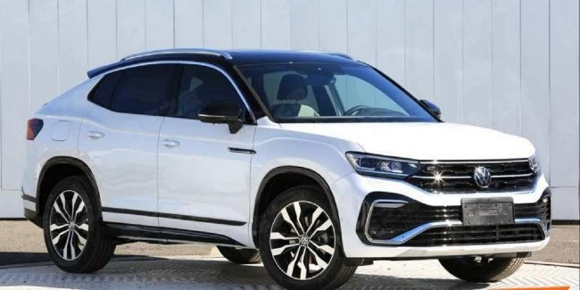 The new crossover Volkswagen Tayron X – for sale in the summer