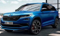 "Kodiaq RS, farewell! The Czechs turned to the production of ""charged"" crossover"