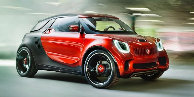 smart is preparing a crossover. What does Geely?