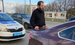 """Orthodox """"afterburner"""": a drunk priest arranged the race with police"""