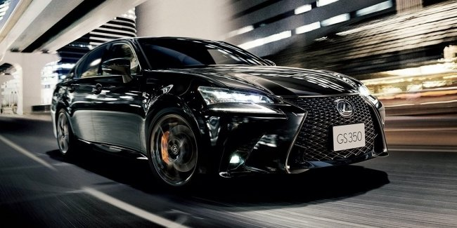"Sayonara, GS: Lexus sent the sedan to the ""final journey"""
