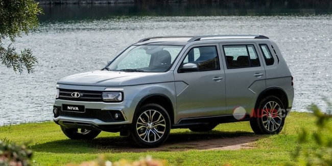 Lada Niva – a new approach (photo)