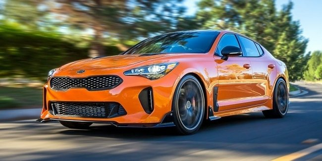 Stinger: too cool to be KIA?