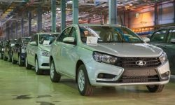 The production of Lada ZAZ stopped immediately after start