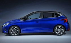 Detail of the interior of the new Hyundai i20 (video)