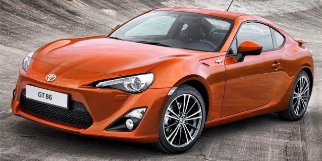 """Twins"" Toyota GT86 and Subaru BRZ will be more powerful"