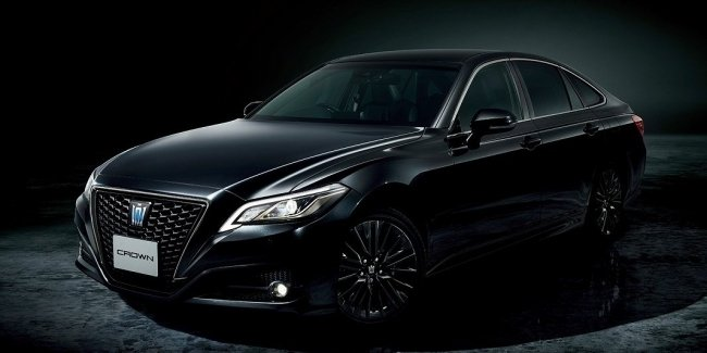 65 Crown model: Toyota celebrated the release of special version