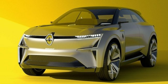 "Renault will revive the concept car Morphoz and make it ""the train"""