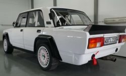 """The way the rally can be routed through the """"Lada"""""""