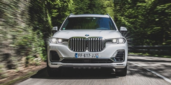 "The new BMW X8 M can drift and ""beat"" Urus"