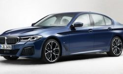 "An updated ""Five"" BMW has revealed before the premiere (photos)"