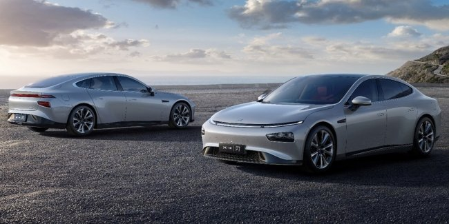 """Another """"killer"""": the Chinese introduced a new competitor Tesla Model S"""