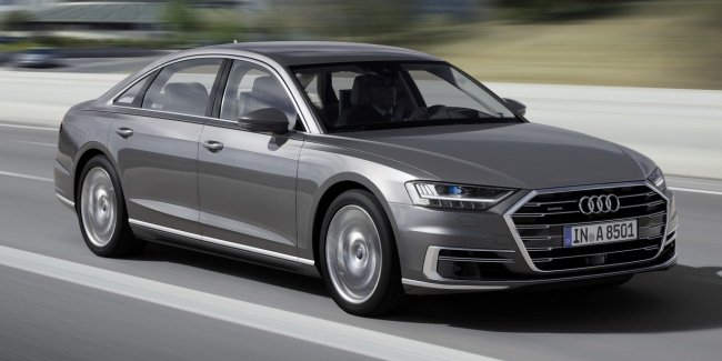 Taxi you do: advanced autopilot in the Audi A8 will not have
