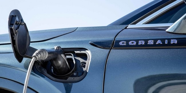 Coronavirus deprived Lincoln electric crossover