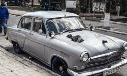 Unexpected for tuning GAZ-21