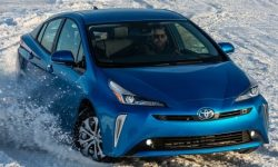 The most expensive Prius: anniversary special model