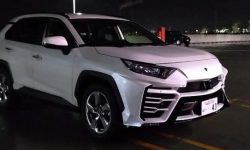The history of the RAV4 that I wanted to be the Lamborghini Urus
