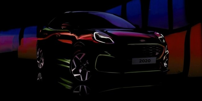 """Puma """"showed its claws"""": Ford is preparing a """"charged"""" version of crossover"""