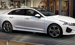 The new Optima – new motors. Technical details KIA Optima