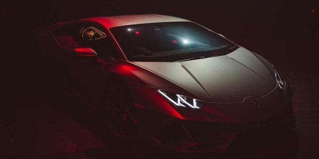 The intrigue from Lamborghini: this week the Italians will introduce a mysterious model
