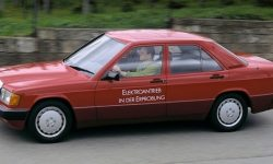 Mercedes 190 was buggy. And you knew about it?
