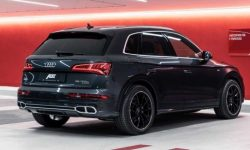 Fast, economical and environmentally friendly hybrid Audi Q5 by ABT