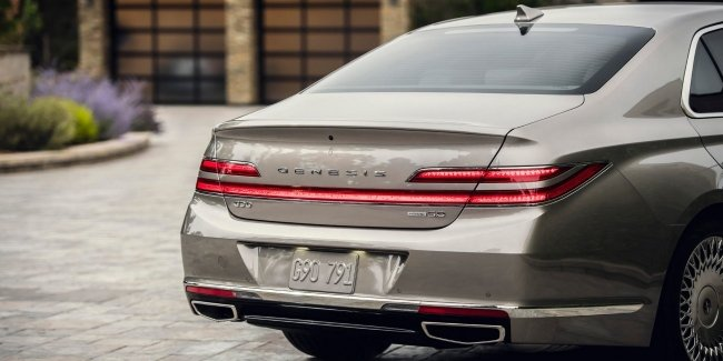 """Smarter"" Tesla: new Genesis G90 will get the laser autopilot"