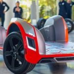 Couture: Toyota CH-R with artwork by Karl Lagerfeld