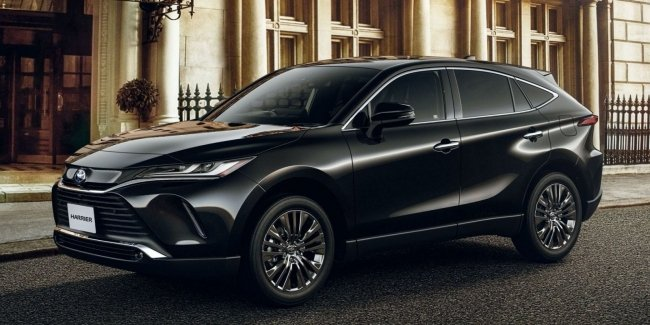 In the fight for global leadership: the new crossover Toyota Frontlander