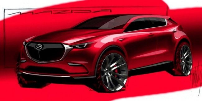 The successor to the Mazda CX-5 will add to the luxury and take up Mercedes